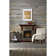 Cole Electric Media Fireplace Canadian Tire