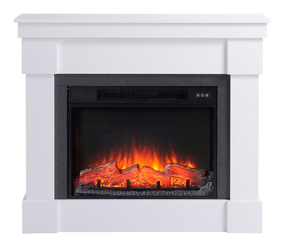 For Living Alton Electric Fireplace