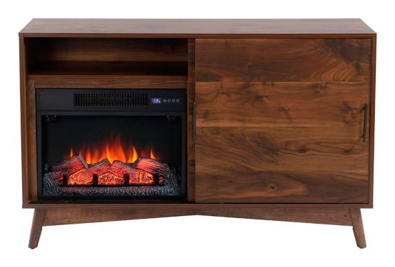 CANVAS Hans Electric Fireplace Product image