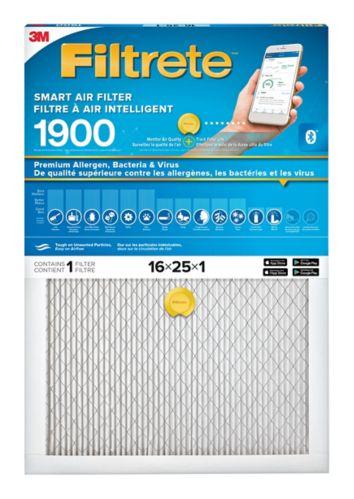 3M™ Filtrete™ Smart Premium Allergen, Bacteria & Virus Filter, MPR 1900 Product image