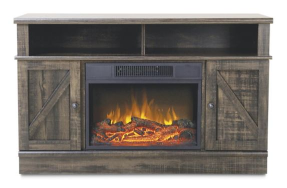 Kerry Media Electric Fireplace