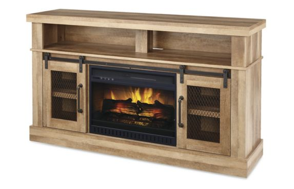 CANVAS Hanover Media Fireplace, 58-in Product image