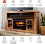 CANVAS Hanover Media Fireplace, 58-in | CANVASnull