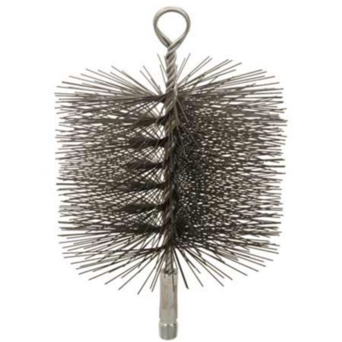 Imperial Round Supersweep Wire Chimney Brush, 8-in