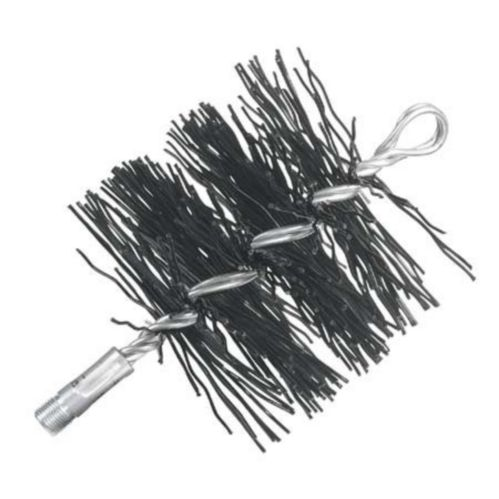 Imperial Round Polysweep Chimney Brush, 6-in