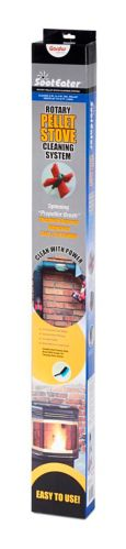 Pellet Stove Cleaning System