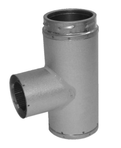Pellet Pipe Tee, 3-in Product image