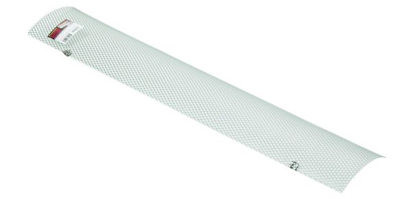 Hinged Gutter Guard, 6 in x 36 in