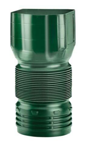 Adaptateur Twist & Seal pour tuyau de descente, 3 x 4 po Image de l'article