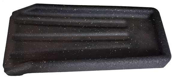 Downspout Splash Block, Black Product image