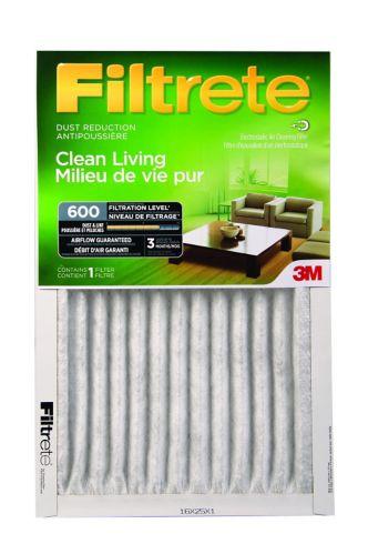 Filtrete® Dust & Pollen Filter 600 MPR