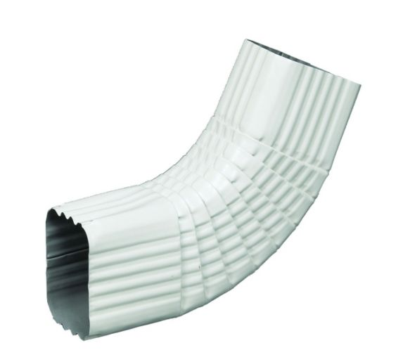 Downspout B-Elbow, 2 in x 3 in