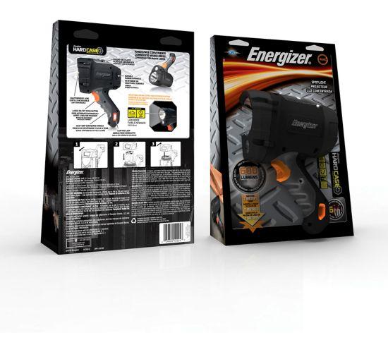 Projecteur DEL Energizer Hard Case Pro Image de l'article