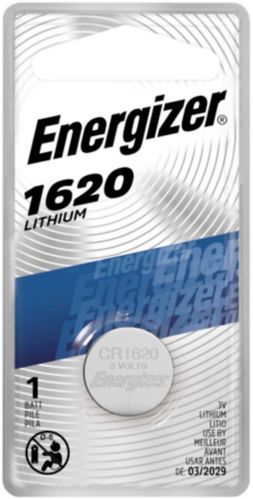 Energizer Coin Lithium 3V Battery, 1620 Product image