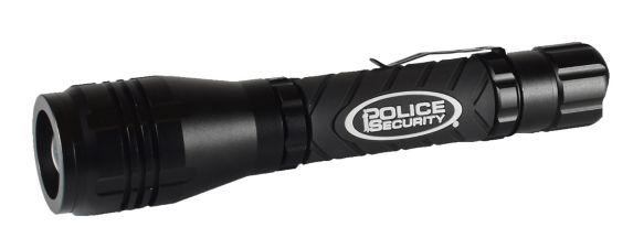 Lampe de poche Police Security Elite Zephyr 3C, noir Image de l'article