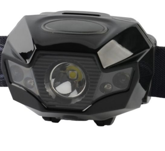 Mastercraft Rechargeable Head Lamp