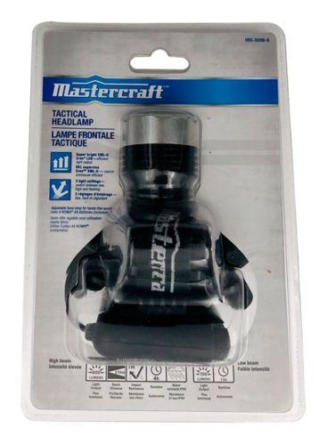 Mastercraft 600L Aluminum Headlamp Product image