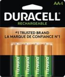 Duracell Pre-charged Rechargeable AA Batteries, 4-pk | Duracellnull