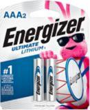 Energizer Lithium AAA Batteries, 2-pk | Energizernull