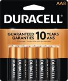 Duracell Copper Top Alkaline AA Batteries, 8-pk | Duracellnull