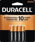 Duracell Copper Top Alkaline AAA Batteries, 8-pk | Duracellnull