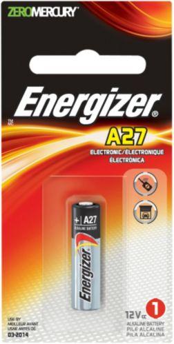 Energizer Alkaline 12V Battery, A27 Product image