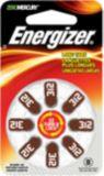 Energizer Hearing Aid Batteries, 312, 8-pk | Energizernull