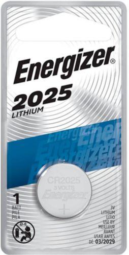Piles bouton 3 V au lithium Energizer, 2025 Image de l'article