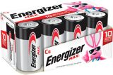 Piles alcalines Energizer Max C, paq. 8 | Energizernull
