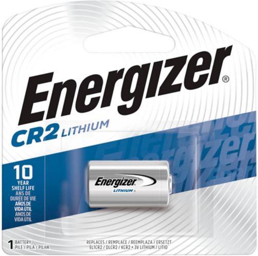 Pile CR2  au lithium Energizer, appareil photo Image de l'article