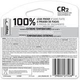Pile CR2  au lithium Energizer, appareil photo | Energizernull