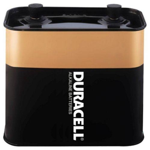 Duracell Oblong Copper Top Alkaline 6V Battery