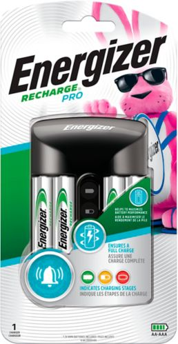 Energizer Recharge Pro Charger Product image