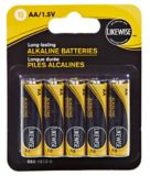 Piles AA alcalines Likewise, paq. 10 | Likewisenull
