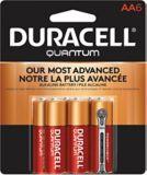 Duracell Quantum Alkaline AA Batteries, 6-pk | Duracellnull
