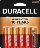 Piles AA alcalines Duracell Quantum, paq. 10 | Duracellnull