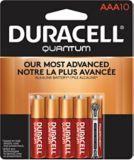 Duracell Quantum Alkaline AAA Batteries, 10-pk | Duracellnull