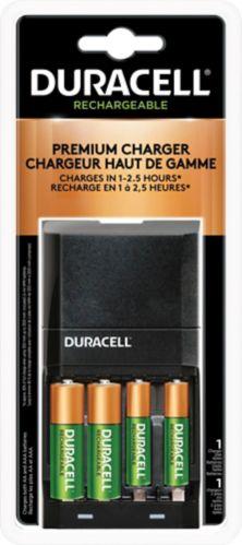 Chargeur de piles Duracell Ion Speed 4000 Image de l'article