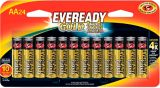 Piles alcalines AA Eveready Gold, paq. 24 | Evereadynull