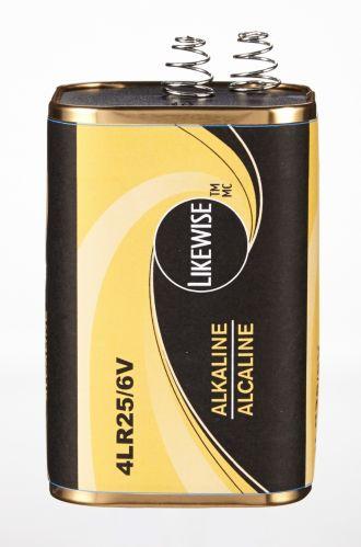 Pile 6 V alcaline Likewise Image de l'article