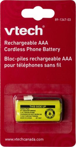 VTech Cordless Phone Battery