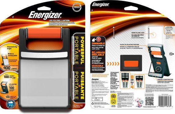 Lanterne pliable à DEL Energizer