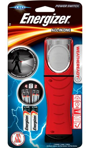 Energizer All-in-One Flashlight Product image