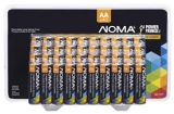 NOMA AA Alkaline Battery, 40-pk | NOMAnull