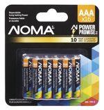 NOMA AAA Alkaline Battery, 16-pk | NOMAnull