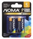 NOMA C Alkaline Battery, 2-pk | NOMAnull