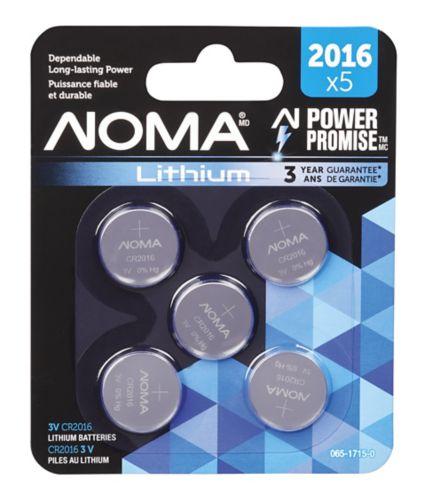Pile spécialisée 2016 NOMA, paq. 5 Image de l'article