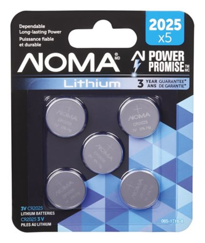 NOMA 2025 Specialty Battery, 5-pk Product image