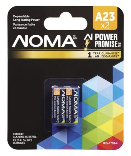Pile pour montre NOMA A23, paq. 2 Image de l'article