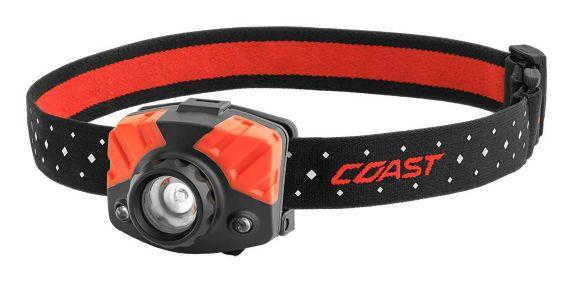 Lampe frontale rechargeable Coast FL75R, bi-mode Image de l'article